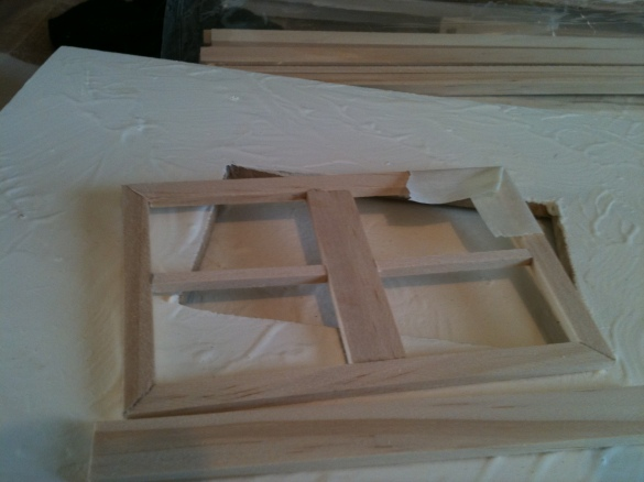 thin wood panels