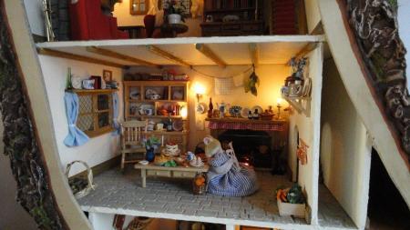 Разные кукло-домики Kitchen1